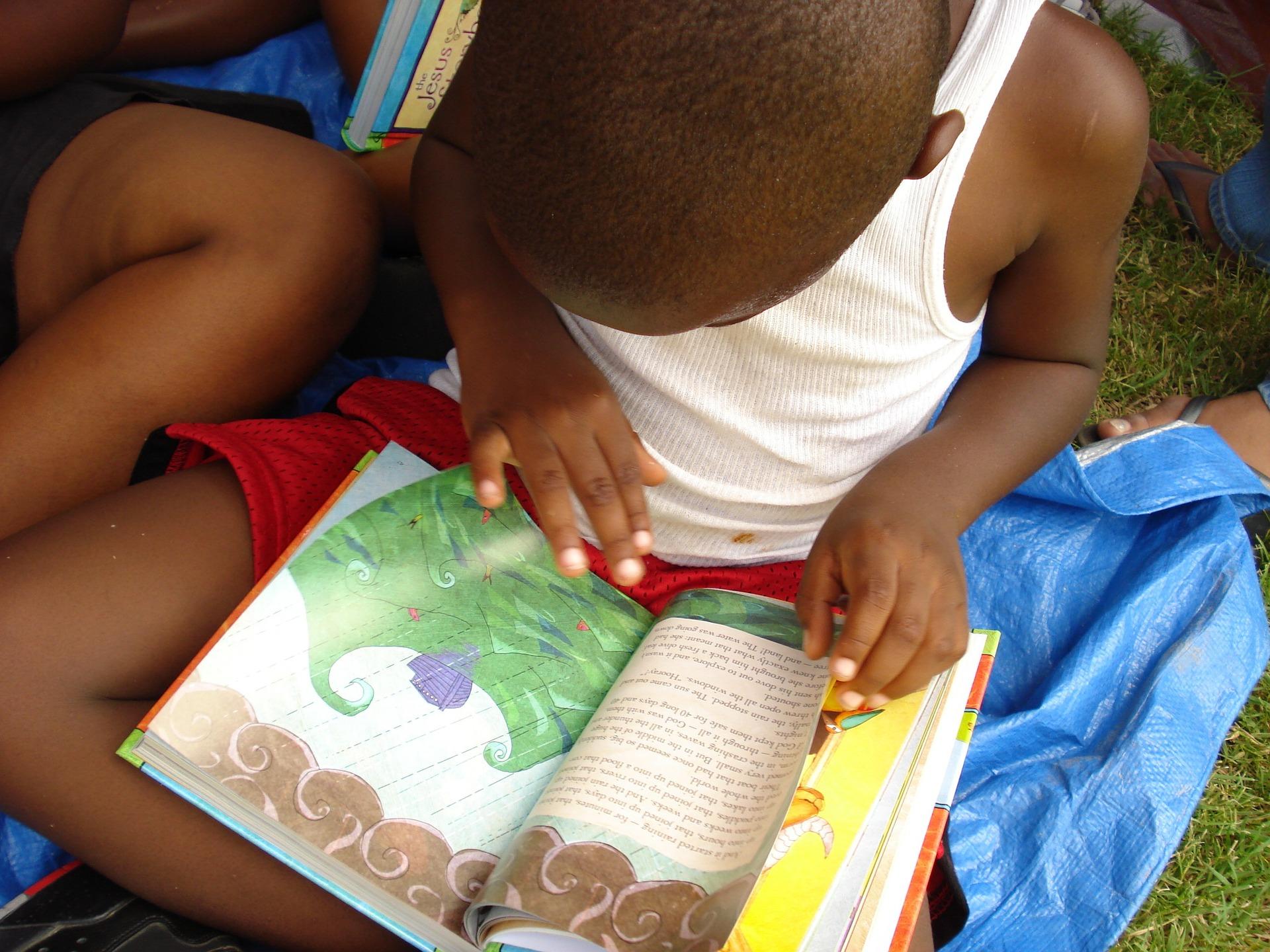 Raising Bible reading children